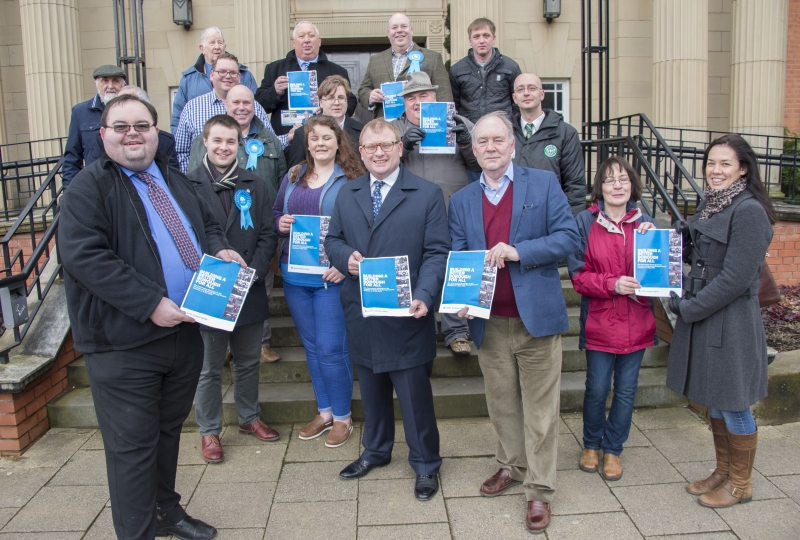Conservatives Launch Manifesto for Nuneaton and Bedworth