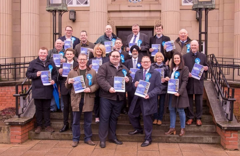 Nuneaton and Bedworth Conservatives