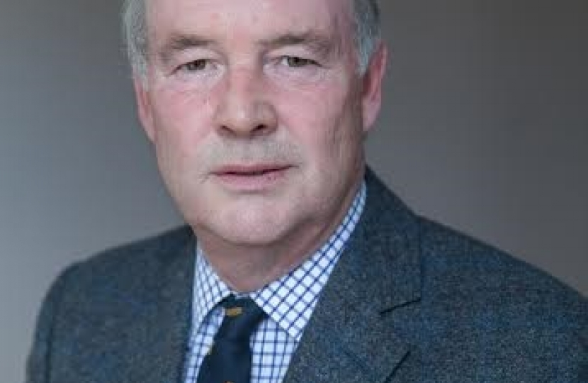 Philip Seccombe, Police and Crime Commissioner for Warwickshire Police