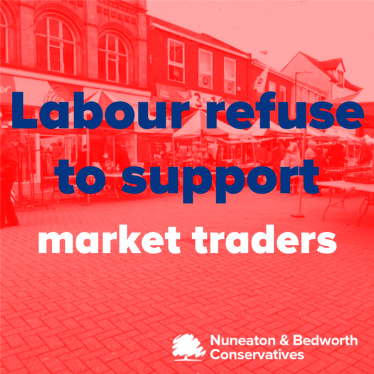 Labour refuse to support market traders